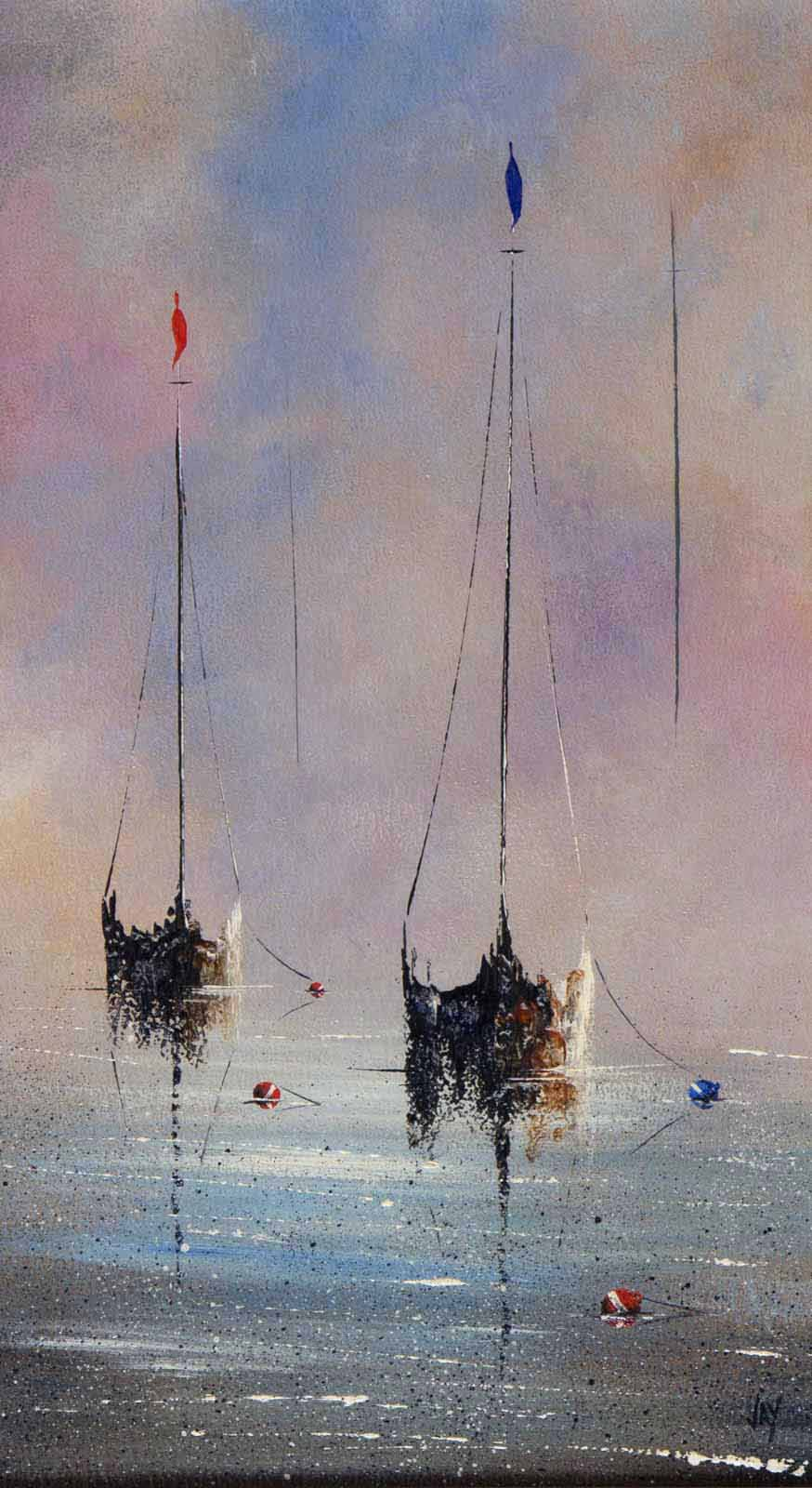 Boats at Rest II
