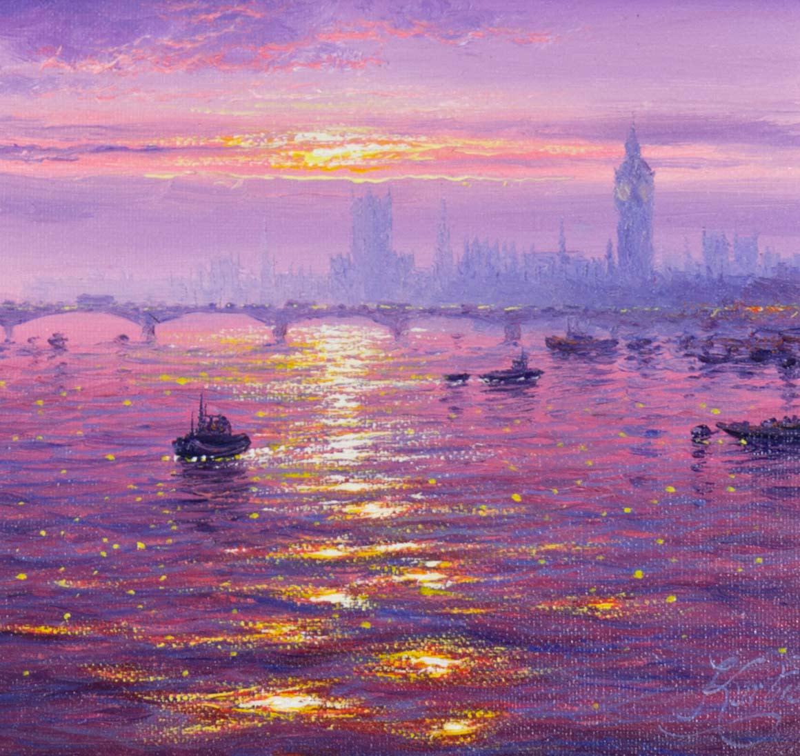 Westminster Haze