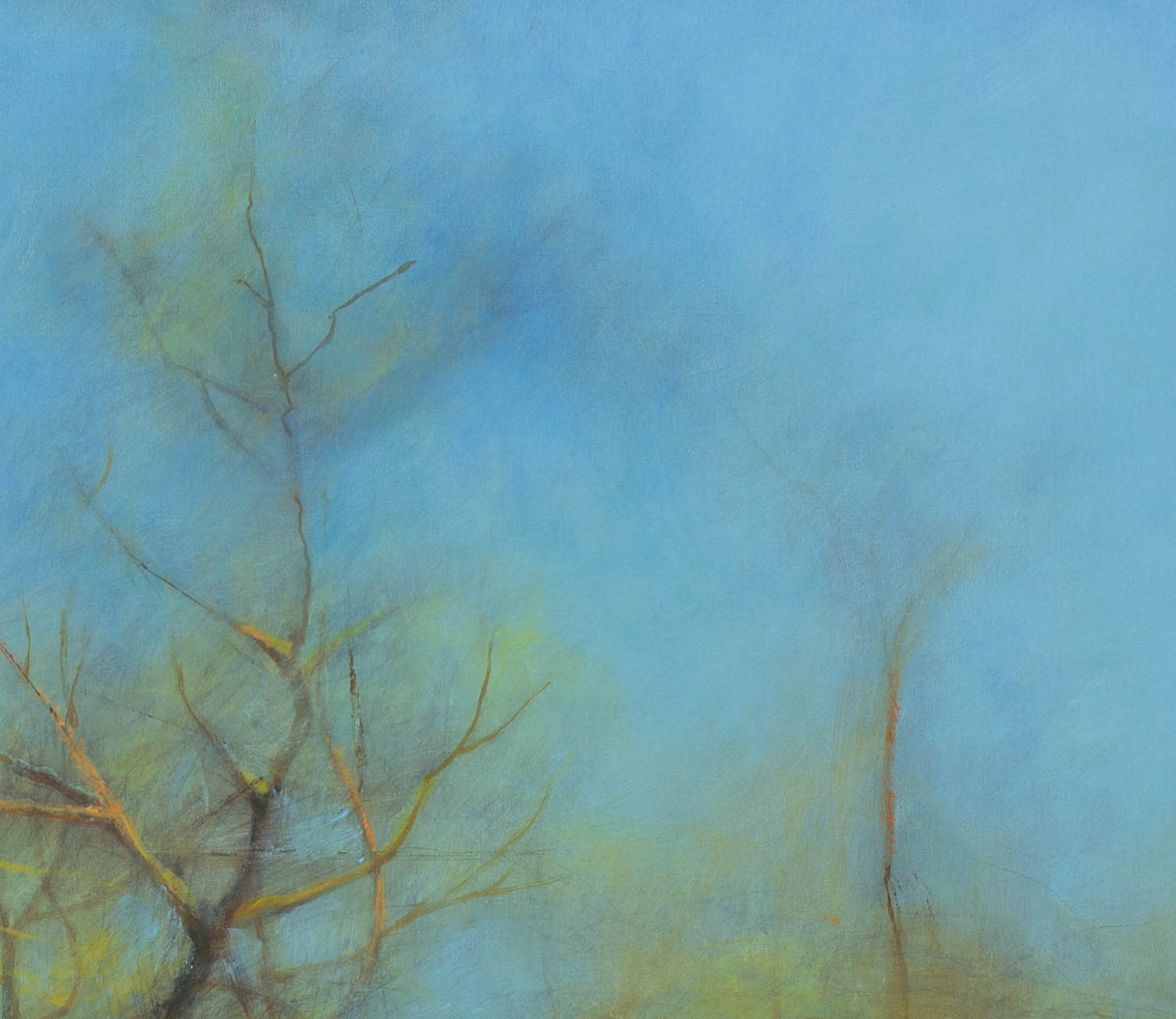 Concealed In The Blueness II