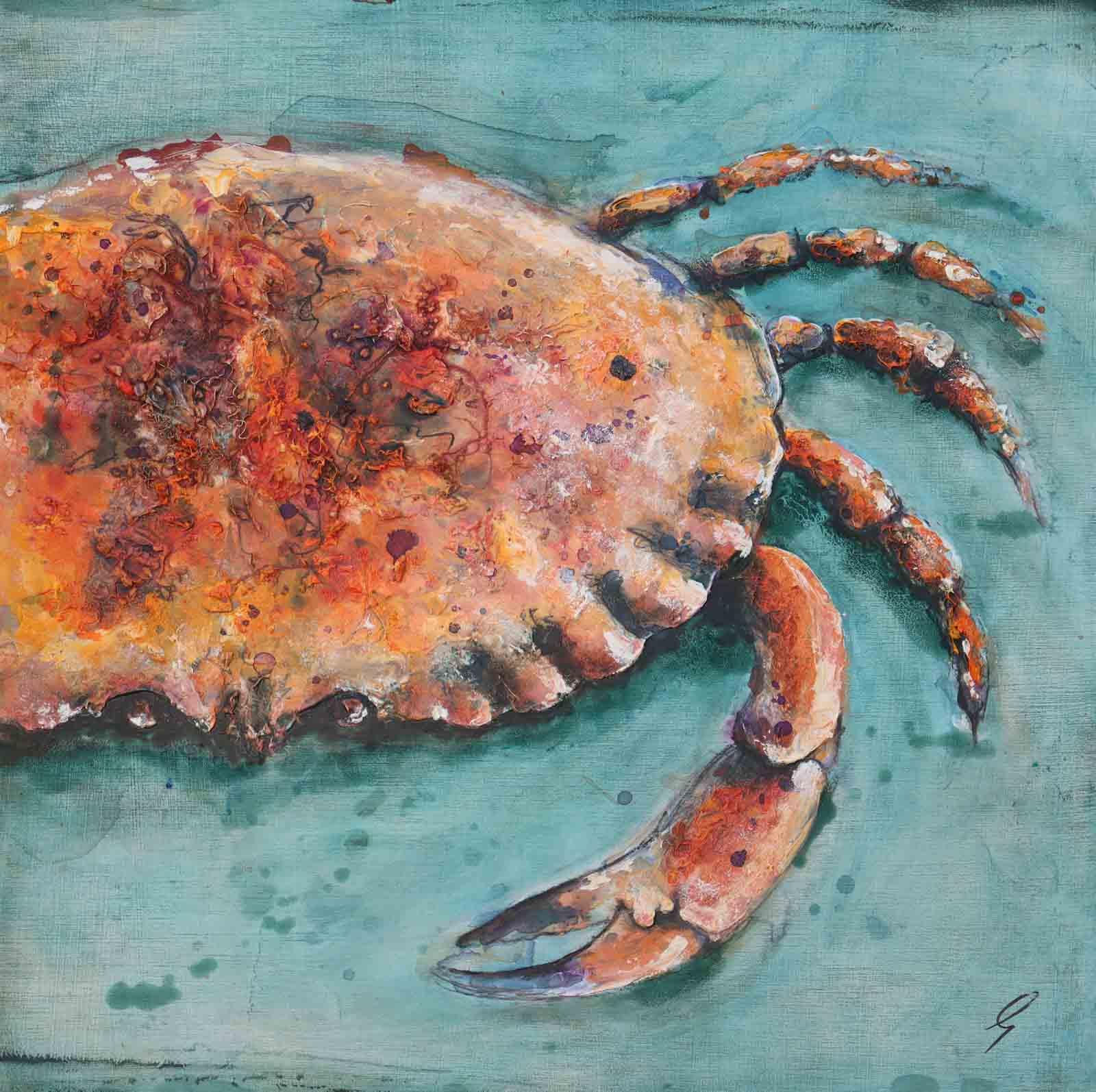Small Shore Crab