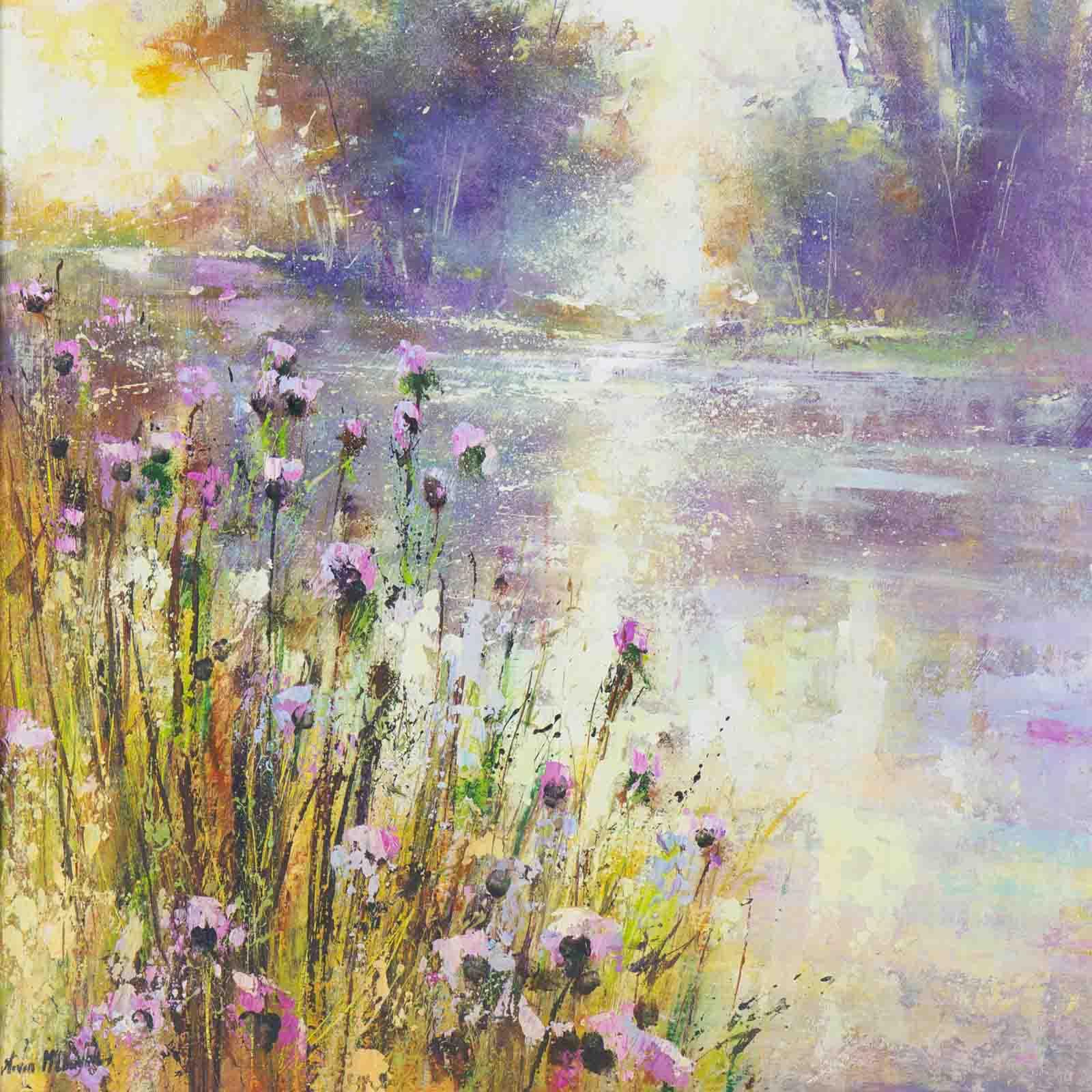 Lilac Streams