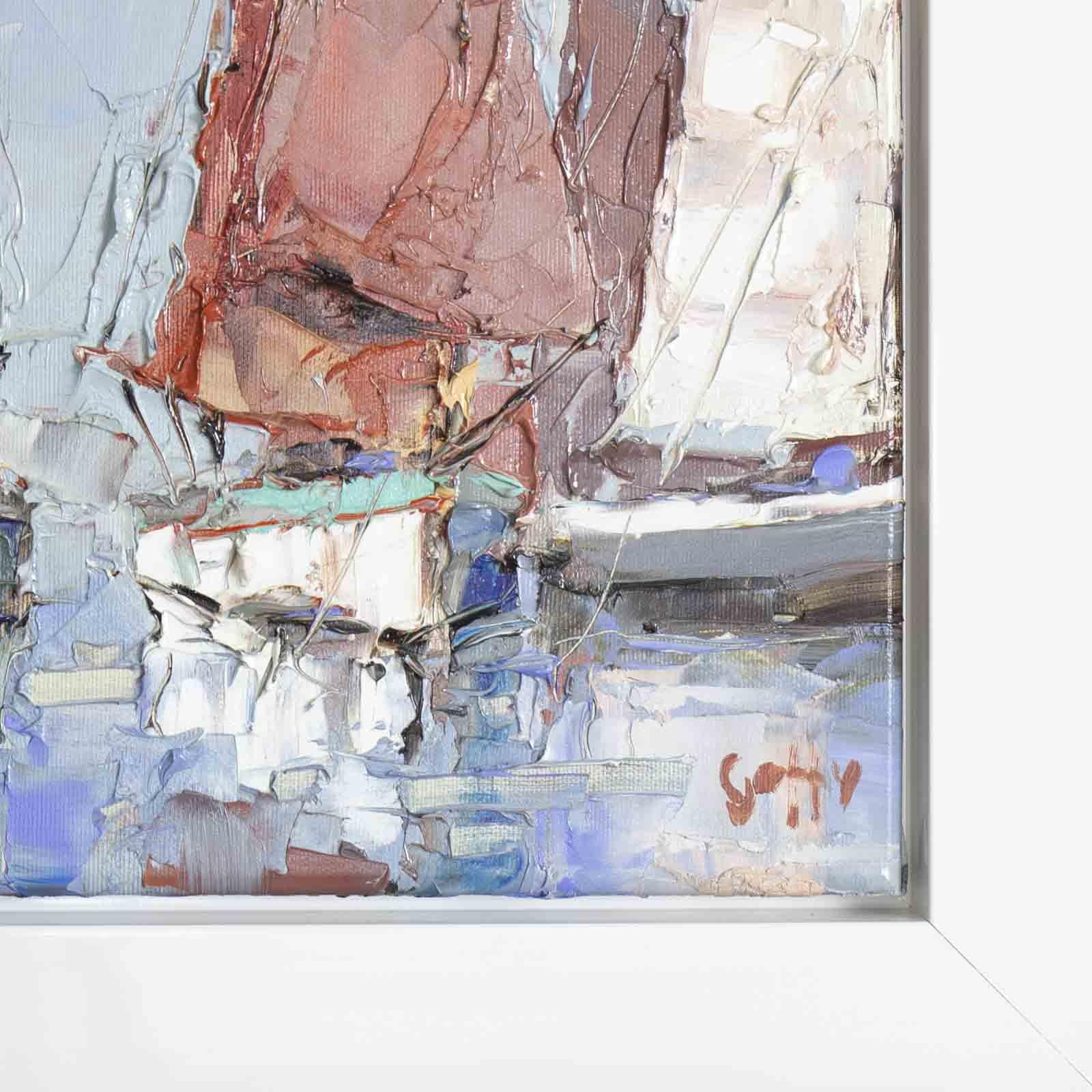 Sailing Study IV