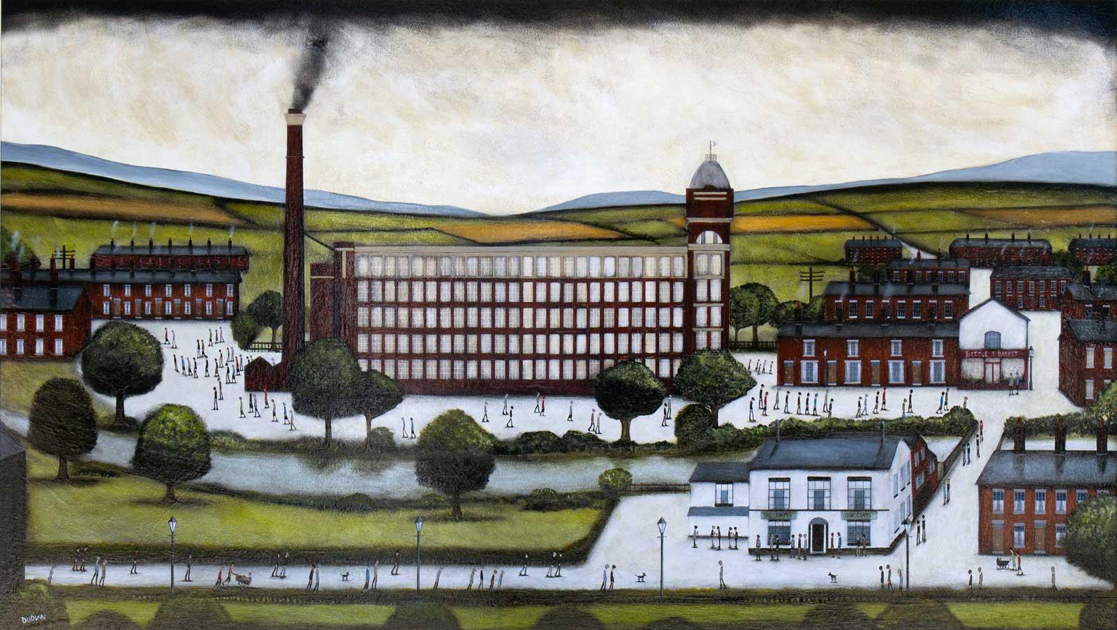 Kearsley Mill