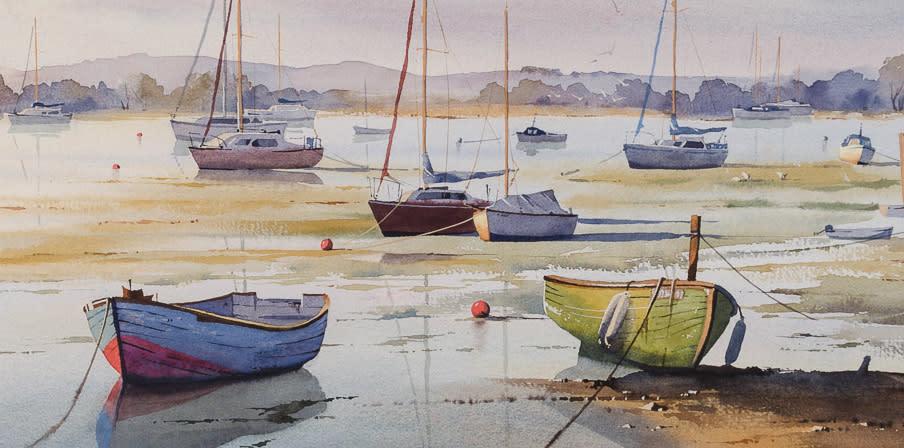 Still Waters, Dell Quay