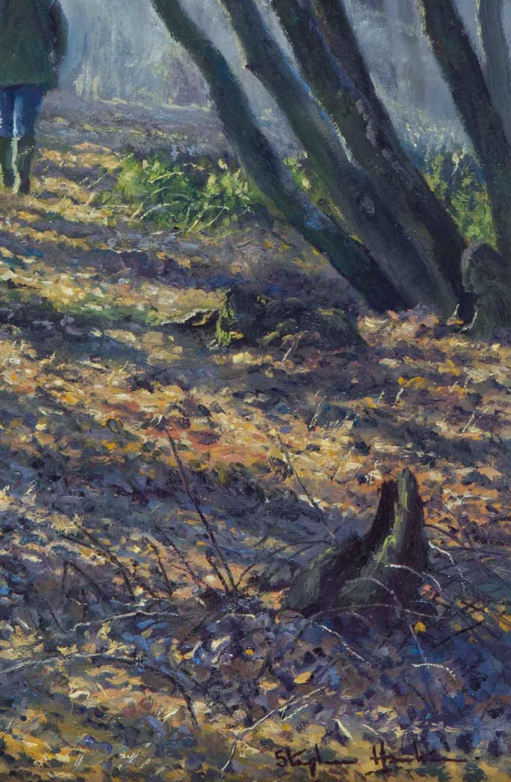 Woodland Stroll