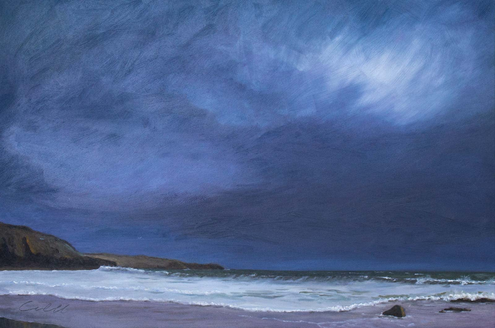 The Storm, Cornwall