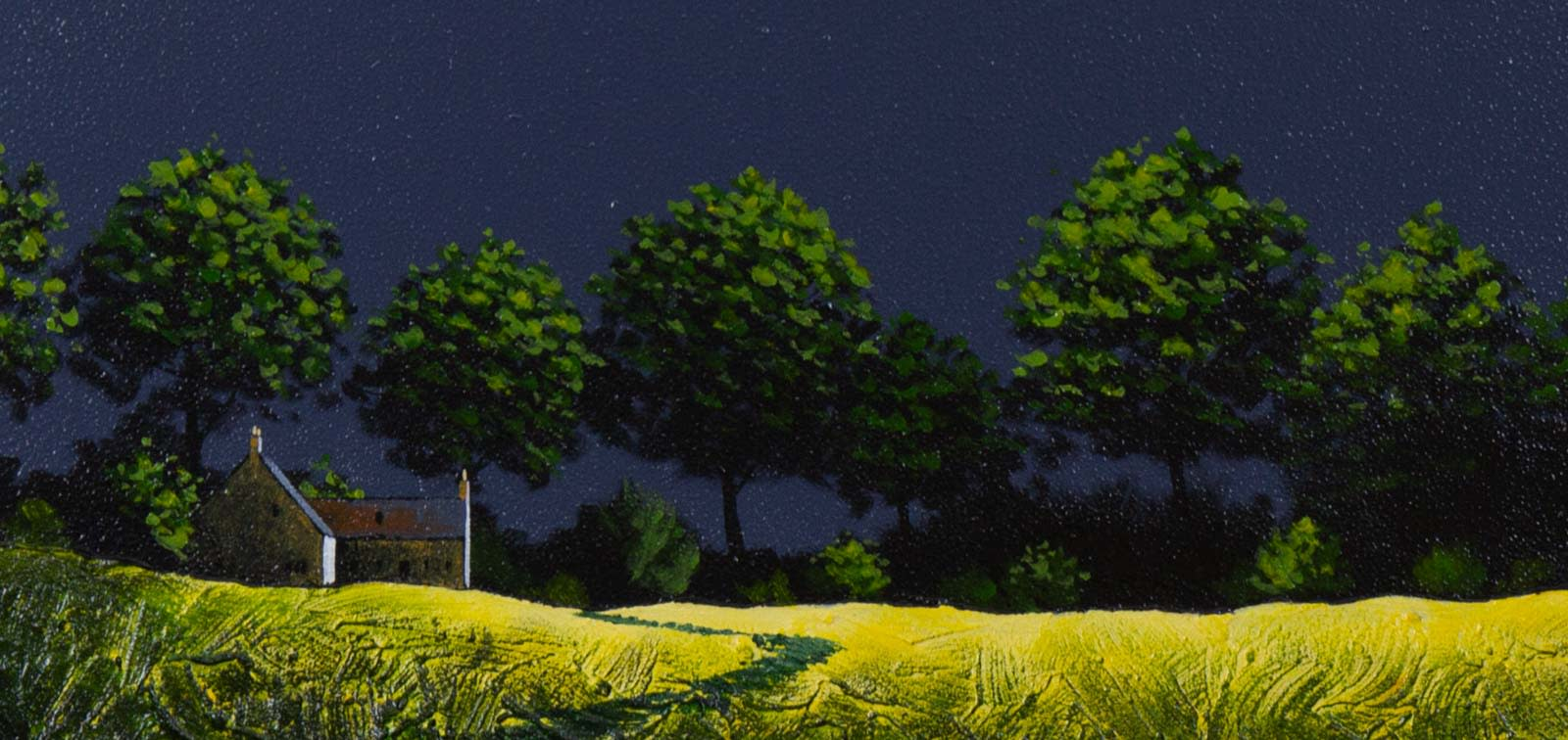 Across the Moonlit Fields