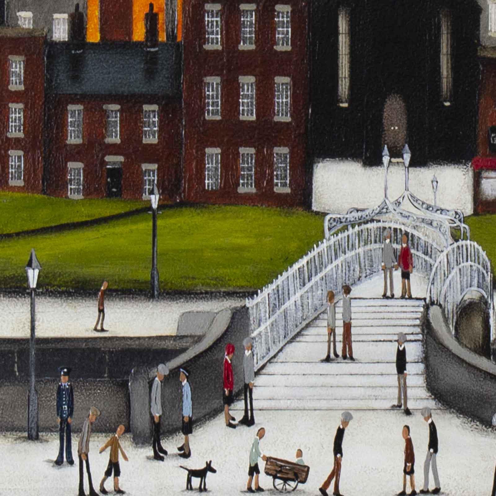 Half Penny Bridge Commission