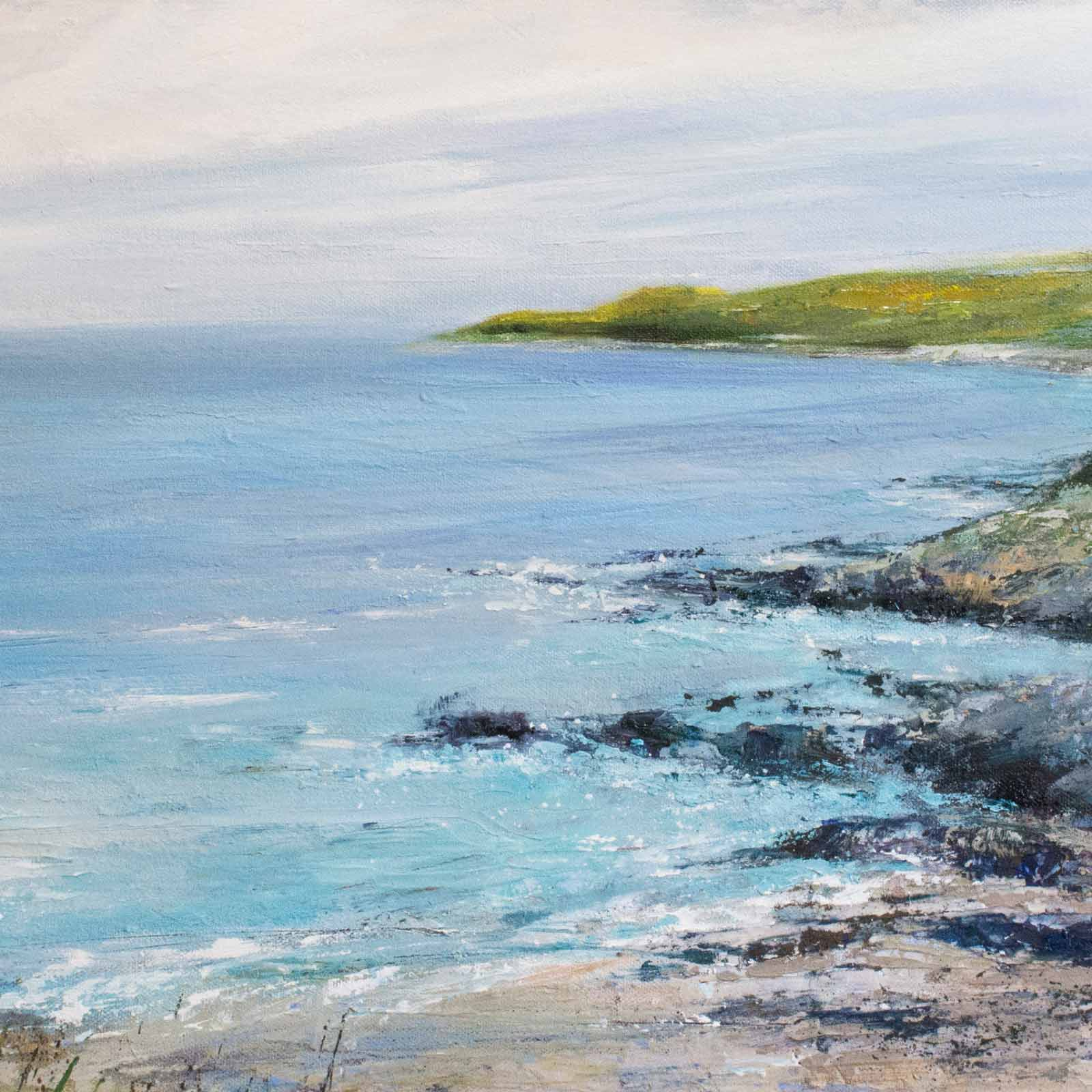 Into the Bay, Mortehoe