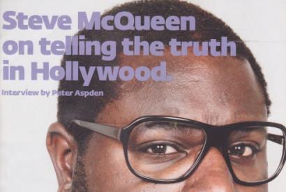 Oscar-winning director Steve McQueen