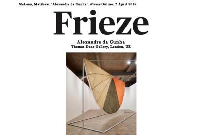 Alexandre da Cunha, Free Fall I, 2016, flagpole, parachute, rope, 3.8×2.6 × 7.2 m. Courtesy: the artist and Thomas Dane Gallery, London, UK