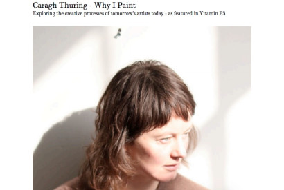 Caragh Thuring - photographed by Alison Goldfrapp