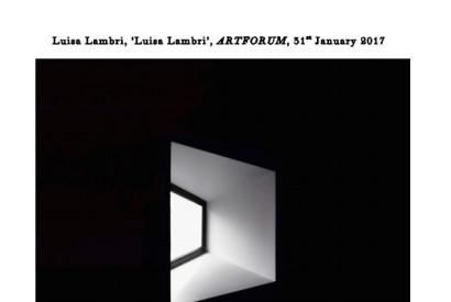 Luisa Lambri, Untitled (The Met Breuer, #06), 2016, black and white photograph