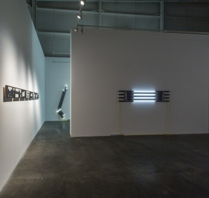 Nathaniel Rackowe, Radiant Trajectory, Installation View