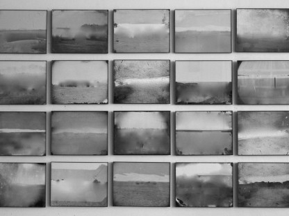 Michelle Stuart - Timeless Land, 2017