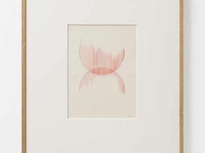 Lenore Tawney - Untitled, c. 1971