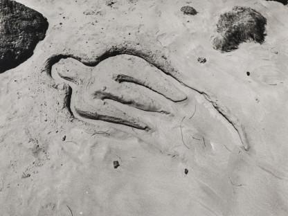 Ana Mendieta - Untitled (Guanabo), 1981