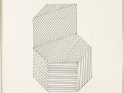 Untitled (Black and White Drawing)