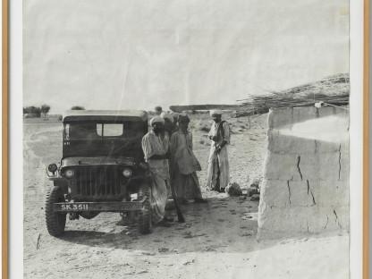 Ohne Titel (Pakistan, Jeep)