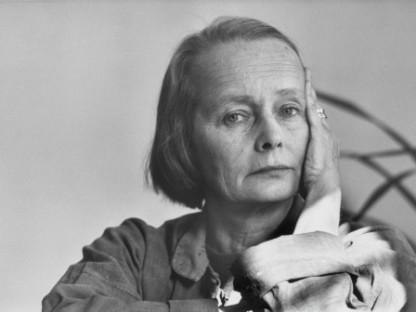Betty Parsons, 1963, Photo: Alexander Liberman, Courtesy of Alexander Gray Associates, New York