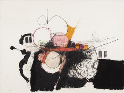 Hannah Wilke - Untitled, c. 1960s