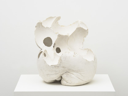 Maria Bartuszová - Perforated Torso, 1986