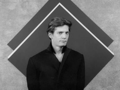 Robert Mapplethorpe, Self Portrait, 1983