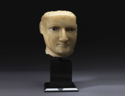 <span class=%22title%22>ALABASTER HEAD OF A MALE</span>