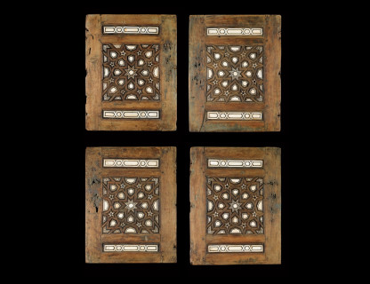 <span class=%22title%22>FOUR MAMLUK PANELS </span>
