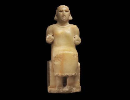 <span class=%22title%22>Alabaster Seated Goddess</span>