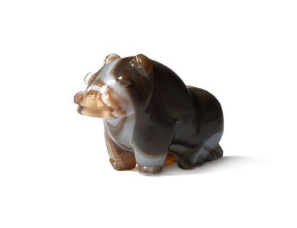 <span class=%22title%22>Exceptional Agate Hippopotamus </span>