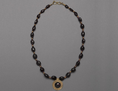 <span class=%22title%22>Greco-Bactrian Necklace </span>