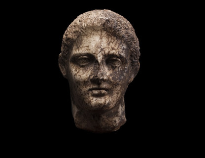 <span class=%22title%22>Greek Head of a Young Male</span>