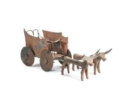 <span class=%22title%22>Bronze Ox Cart</span>
