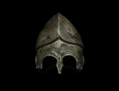 <span class=%22title%22>Highly Tinned Chalcidian Helmet</span>