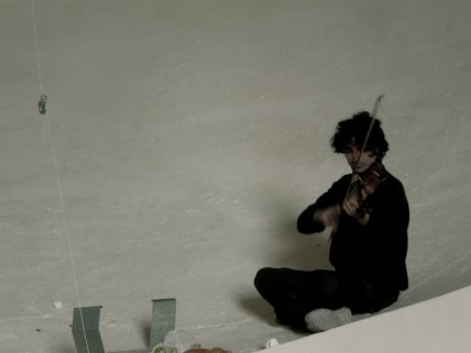 Alessandro Librio, Egg Improvisation I, 2010