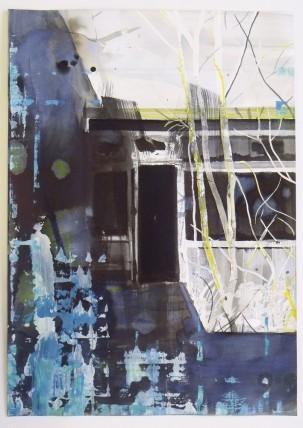 Ross M. Brown, Half Light Studio, 2011