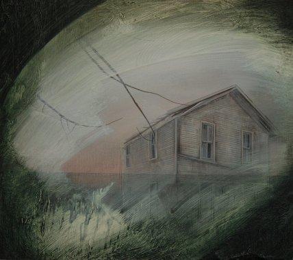 Nicholas McLeod, Study of A Barn, 2011