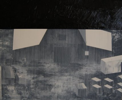 Nicholas McLeod, Study Of The Farm (Version 2), 2011