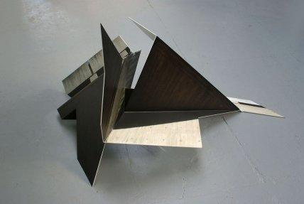 Neil Ayling, Cut and Fold II, 2010