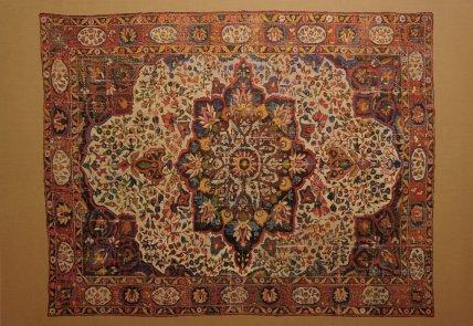 Josefina Guilisasti, Paradisus (Persian Carpet XIX), 2011