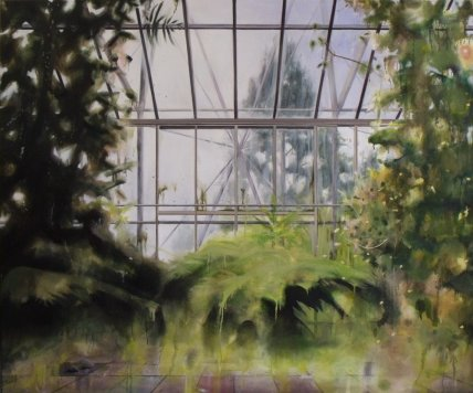 Ross M. Brown, Glass House, 2012