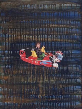 Hani Zurob, Flying Lesson #11, 2013