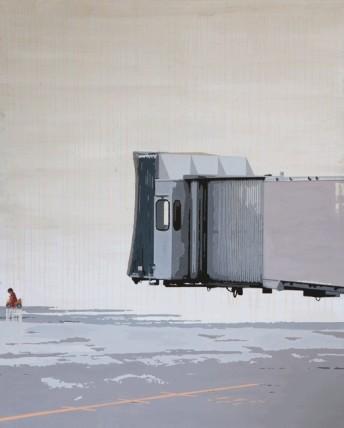 Hani Zurob, Flying Lesson #04, 2010