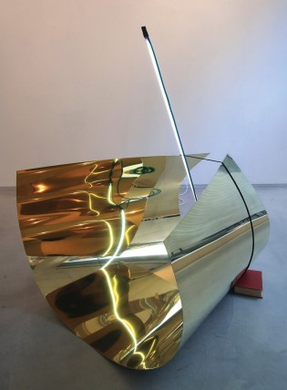 Ben Woodeson, Stunning Sexy Sculpture, Oh Yes!, 2014