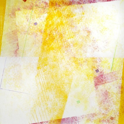 Addolcendo 11 Watercolour on paper 25.5 x 25.5 cm