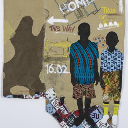 Raphael Adjetey Mayne - MENSAH ANA SOWAH, 2019