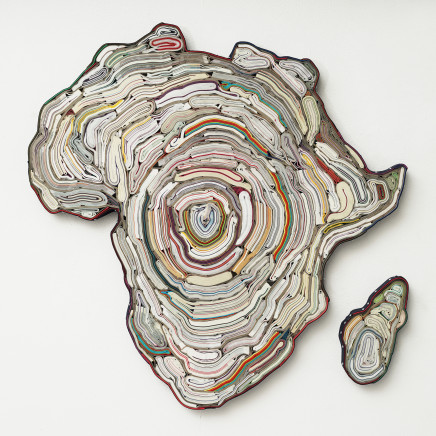 François du Plessis - AFRICA MY AFRICA, 2018