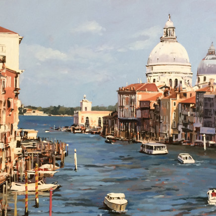 Colin Cook - Grand Canal - Venice