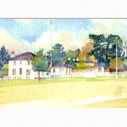 Elizabeth Reid - Wimbledon Common